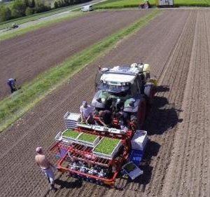 Zöldség-gyümölcstermelési gépek